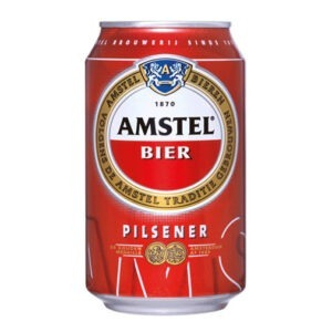 Bier Koerier Amsterdam Amstel Bier 24