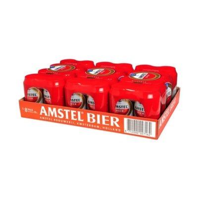 Bier Taxi Amsterdam Amstel Bier 24