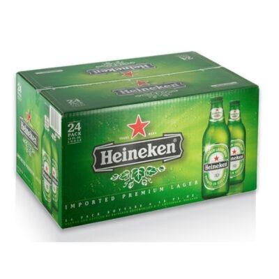 BierTaxi Amsterdam Heineken Party Pack 24