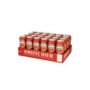 Amstel Bier 24 x 50cl