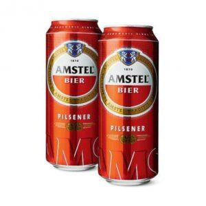 bier taxi amsterdam amstel blik 24